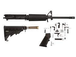 "AR-Stoner Carbine Kit with Complete Upper Assembly AR-15 7.62x39mm 1 in 10"" Twist 16"" Barrel"