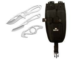 Buck 141 PakLite FieldMaster Kit Contains a PakLite 141 Skinning Knife, PakLite135 Caping Knife, ...