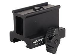 Weaver Tactical Aimpoint Micro T-1, T-2, H-1 Sight Mount Picatinny-Style Matte