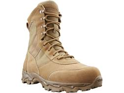 "BLACKHAWK! Desert Ops 8"" Tactical Boots Leather/Nylon Coyote 498 Men's 9 D"