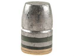 Oregon Trail Trueshot Cast Bullets 50 Caliber (501 Diameter) 370 Grain Lead Flat Nose Gas Check B...