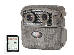 Wildgame Innovations Nano 20 Infrared Game Camera 20 Megapixel Swirl Camo