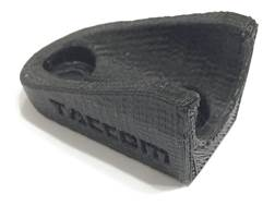 Taccom Stage Saver Shotshell Ammunition Carrier 12 Gauge 1-Round Polymer Black