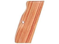 Hogue Fancy Hardwood Grips with Accent Stripe, Finger Grooves and Contrasting Butt Cap EAA Witnes...