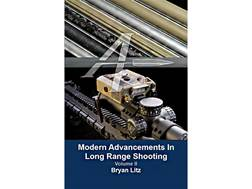 "Applied Ballistics ""Modern Advancements in Long Range Shooting Volume 2"" Book by Bryan Litz"