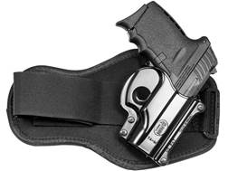 Fobus Standard Ankle Holster Right Hand CZ 52, SCCY CPX1, CPX2, CPX3, Taurus PT111 9mm Polymer Black