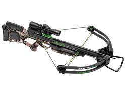 Horton Legend Ultra-Lite Crossbow Package with Pro-View 2 Scope Mossy Oak Treestand Camo