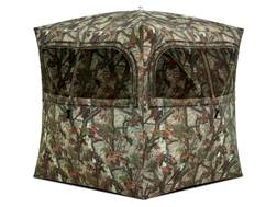 "Barronett Grounder 350 Ground Blind 90"" x 90"" x 80"" Polyester Bloodtrail Camo"