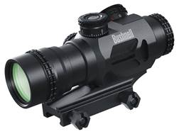 Bushnell AR Optics Accelerate Prism Sight 4x Red and Green Illuminated BTR-3 Reticle with Hi-Rise...
