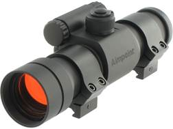 Aimpoint 9000SC (Short) Red Dot Sight 30mm Tube 1x 2 MOA Dot with Weaver-Style Medium Rings Matte