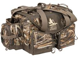 Delta Waterfowl Floating Deluxe Standard Blind Bag Nylon Realtree Max-5 Camo