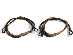 Carbon Express Split Cable String Covert 3.4 Crossbow String Pack of 2