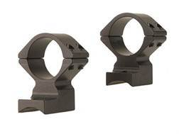 """Talley Lightweight 2-Piece Scope Mounts with Integral 1"""" Rings Cooper 21, 57 Kimber 82, 84 Matte ..."""