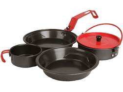 Coleman Rugged Series 1-Person Mess Kit Aluminum