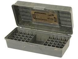 """MTM Shotshell Box with Handle 20 Gauge 2-3/4"""", 3"""" 50-Round Plastic Camo"""