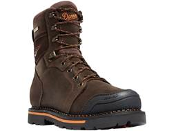 "Danner Trakwelt 8"" Waterproof Non-Metallic Safety Toe Work Boots Leather"