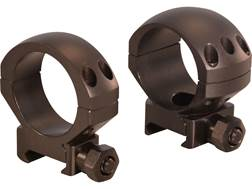 Burris 34mm Xtreme Tactical Picatinny-Style Rings Matte