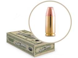 Jesse James TML Ammunition 9mm Luger 124 Grain Jacketed Hollow Point Box of 50