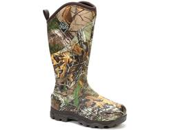 "Muck Pursuit Glory 17"" Insulated Hunting Boots Rubber and Nylon Realtree Xtra Camo Men's"