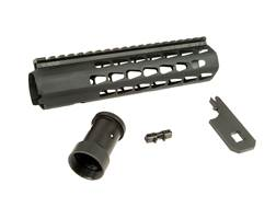 "Advanced Armament Co (AAC) 8"" Squaredrop Free Float Handguard AR-15 Aluminum Matte"