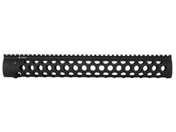 "Troy Industries 15"" Alpha Battle Rail Modular Free Float Handguard AR-15 Black"