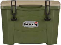 Grizzly 15 Qt Rotomold Cooler