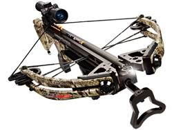 Carbon Express Covert CX-3 SL+ Crossbow Package with 4x32 Multi-Reticle Illuminated Scope Kryptek...