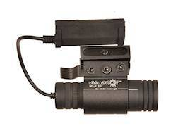 AimShot Infared Rifle Laser with Rail Mounted Pressure Switch Black