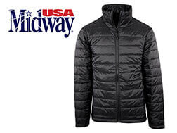MidwayUSA Element Jackets and Vests with PrimaLoft Insulation