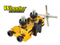 Wheeler Engineering Armorer's Front and Rear Handgun Sight Tool
