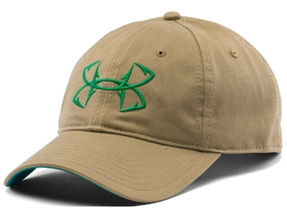 Under armour fish hook cap synthetic blend deer mpn for Under armour fish hook hat