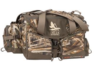 Delta Waterfowl Floating Deluxe Blind Bag Nylon Realtree