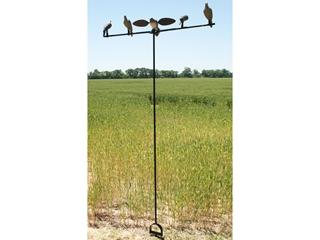 MOJO Dove Tree Decoy Stand Aluminum - MPN: HW9006