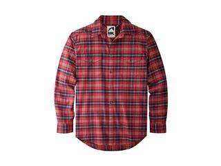 Mountain Khakis Men 39 S Peaks Flannel Shirt Long Mpn