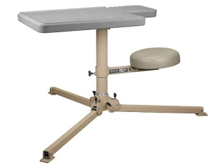 Caldwell Br Pivot Premium Shooting Bench Synthetic Top Mpn 300037