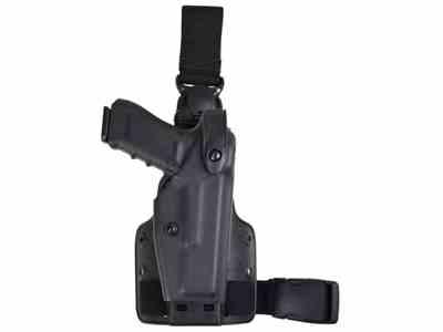 Military Surplus SLS Tactical Drop Leg Holster with Quick Release Clip Beretta 92, 96