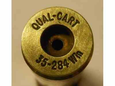 Quality Cartridge Reloading Brass 35-284 Winchester Box of 20