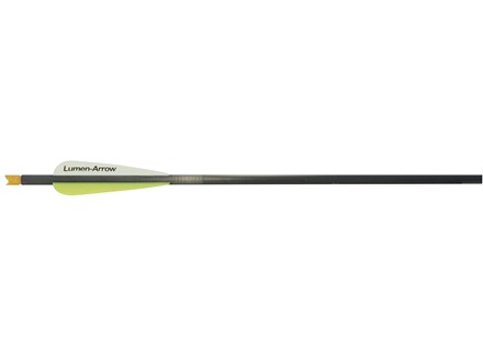 Lumenok Carbon Crossbow Bolt with Lighted Nock