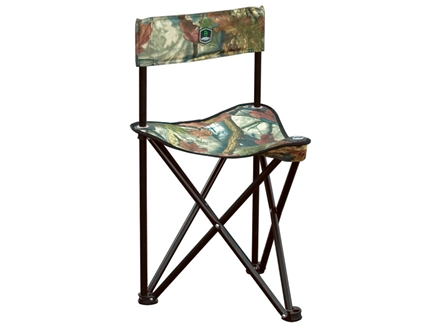 Barronett Folding Ground Blind Chair Bloodtrail Camo