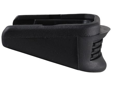 Pearce Grip Magazine Base Pad Glock 26, 27, 33 Plus One Polymer Black