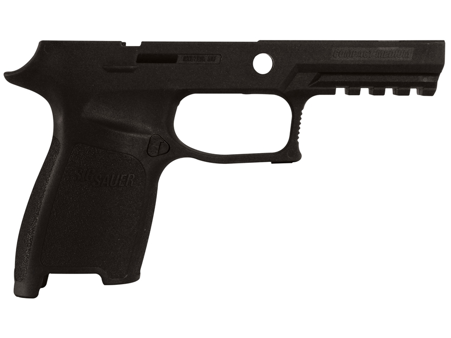 Sig Sauer Grip Module Assembly Sig P250, P320 9mm Luger, 357 Sig, 40 S&W Compact
