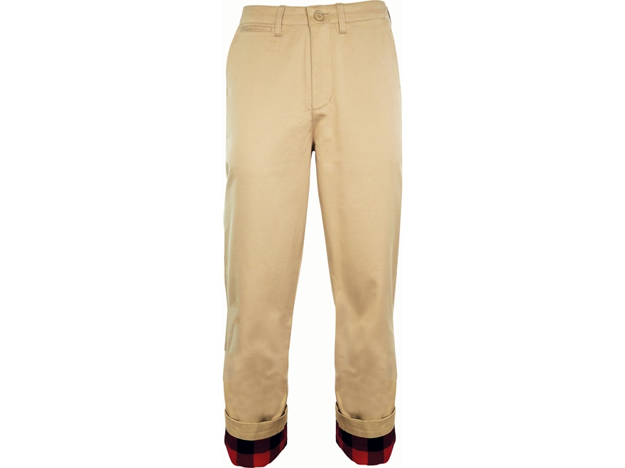 MidwayUSA Men's Flannel Lined Pants
