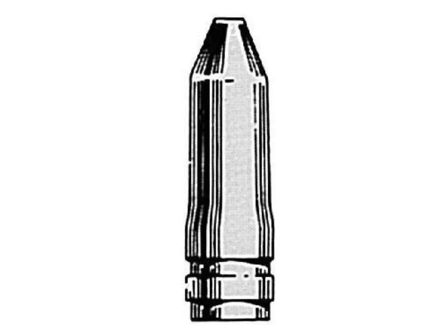 Saeco Bullet Mold #243 243 Caliber, 6mm (244 Diameter) 85 Grain Truncated Cone Gas Check
