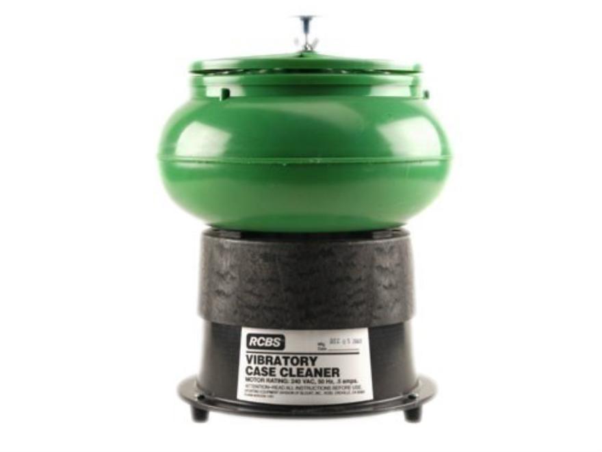 RCBS Vibratory Case Tumbler 220 Volt