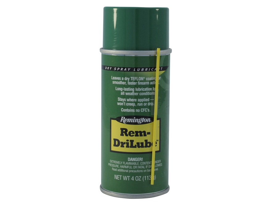 Remington Rem DriLube 4 oz Aerosol