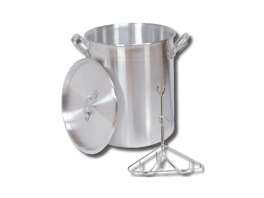 King Kooker 30 Qt Turkey Pot Combo