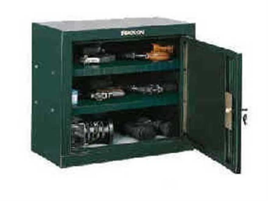Stack-On Pistol Ammo Security Cabinet Green - MPN: GCG-900