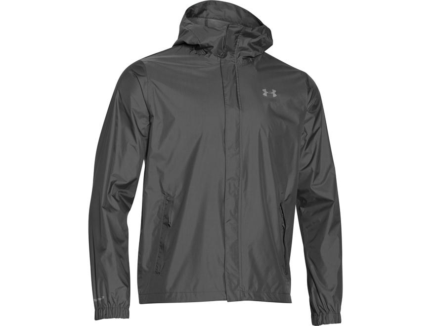 Under Armour Men's UA Bora Rain Jacket Nylon