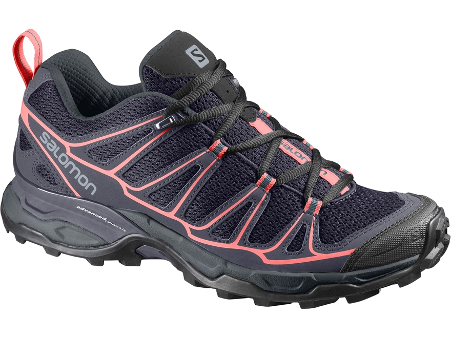"Salomon X Ultra Prime 4"" Hiking Shoes Synthetic Women's"