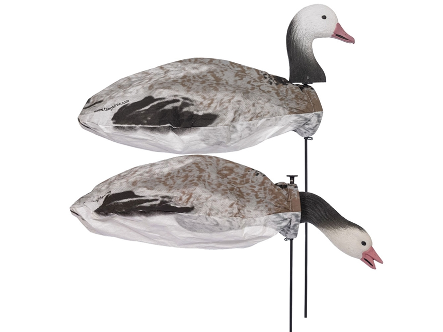 Tanglefree Slammer Socks Blue Goose Decoy Pack of 12